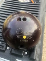 Vintage Columbia 300 Bowling Ball in Fort Polk, Louisiana