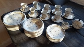 Polish Pottery Set for 8 Persons in Stuttgart, GE