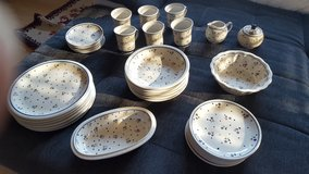 Polish Pottery Set for 6 Persons in Stuttgart, GE
