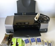 Epson Stylus Photo 1290 A3+ Printer, plus inks in Lakenheath, UK