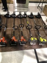 Chain saws and weedeaters in Warner Robins, Georgia