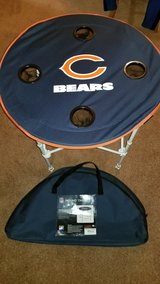 Chicago Bears Popup Table in Chicago, Illinois