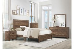 "BRAND NEW! URABN ""DRIFTWOOD "" QUEEN BED SET in Camp Pendleton, California"