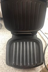 Smaller George foreman grill in Okinawa, Japan