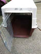 Pet crate in Houston, Texas