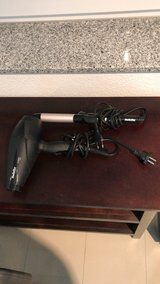 220v BabyBliss Hair Dryer & Curling Iron in Stuttgart, GE
