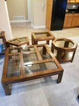 TABLES - Set of 4 Tables (Cocktail and 3 End tables) in Westmont, Illinois