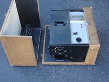 TWO OLD SLIDE PROJECTORS in Aurora, Illinois