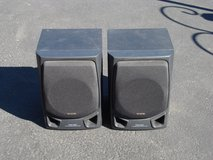 AIWA TWIN DUCT 2 WAY BASE REFLEX SPEAKER SYSTEM in St. Charles, Illinois