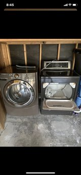 Like New Steam May Tag Washer Front Load & Kenmore Elite Electric Dryer in Camp Pendleton, California
