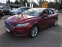 2017 Ford Fusion SE Auto Warranty in Spangdahlem, Germany