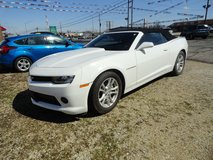 2015  Camaro LT Convertible in Fort Leonard Wood, Missouri