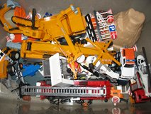Lot of Construction/Police Rescue Toys in Naperville, Illinois