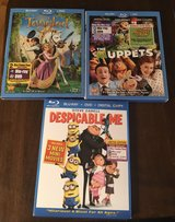3 DVD/Blu-Ray Sets in St. Charles, Illinois