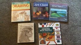 Lot of Drawing Books in Chicago, Illinois