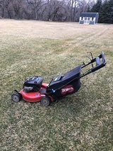 TORO SR4 PERSONAL PACE LAWNMOWER GREAT LOOKING AND RUNNING LAWNMOWER in Chicago, Illinois