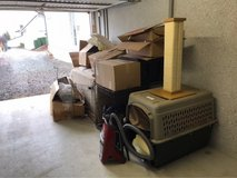 PCS TRASH&JUNK&BULK PICK UP SERVICE AND MORE SERVICE &FREE ESTIMATE in Ramstein, Germany