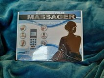 NIB/SEALED Tens Unit Muscle Massager in Travis AFB, California