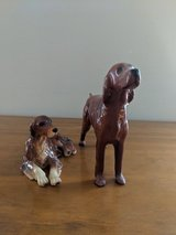 ceramic dog figurines in Camp Lejeune, North Carolina