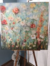 Canvas Floral Picture in Macon, Georgia