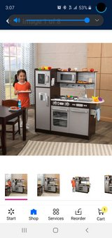 looking for wooden toy kitchen. in Okinawa, Japan