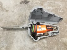 """Stihl Chainsaw  025  18"""" bar with case in The Woodlands, Texas"""