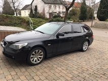 2004 BMW 525D (Euro Spec) in Spangdahlem, Germany