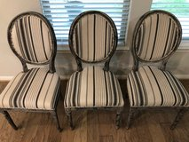 French style chairs - Set of 3 in Houston, Texas