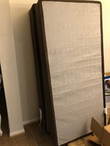 King size box spring or 2 twins in Houston, Texas