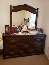 Dresser and Mirror in Fort Leonard Wood, Missouri