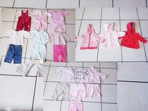 0-3 months baby girl clothes in Chicago, Illinois