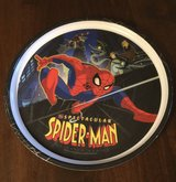 Spider-Man Plate in Naperville, Illinois