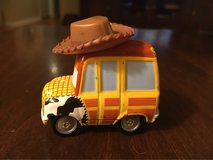Die Cast Woody Car in Chicago, Illinois