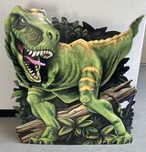"""T-Rex Stand Up 50"""" tall in Okinawa, Japan"""