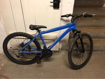 mountain bike - great size for young teen in Stuttgart, GE