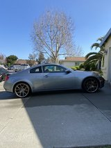 2004 INFINITI G35 COUPE'SPORTS PACKAGE' CLEAN TITLE 6spd MANUAL in Travis AFB, California