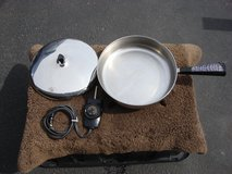 10 INCH ELECTRIC FRYING PAN in Naperville, Illinois