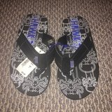 New with Tags! Boys Tony Hawk Sandals Sz 4 in Naperville, Illinois