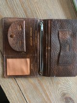 Simple Leather wallet in Okinawa, Japan