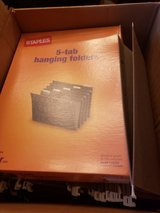 Filing Cabint Hanging Folders in Fort Campbell, Kentucky