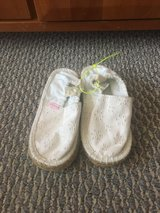 New!  Old Navy Girls Eyelet Summer Shoes Espadrilles Sz 3T in Plainfield, Illinois