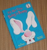 Vintage 1983 Dr Seuss It's Not Easy Being A Bummy Hard Cover Book in Morris, Illinois