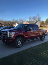 2016 F250 SD Platinum 4D 6 3/4 ft. in Fort Knox, Kentucky