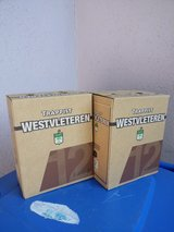 Westvleteren bottles (empty) in Ramstein, Germany