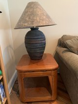 End tables (2) lamps (2) in Yorkville, Illinois