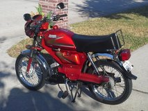 Italian Style, pedal start moped in Kingwood, Texas