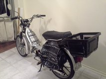 Vintage European, pedal start moped in Kingwood, Texas