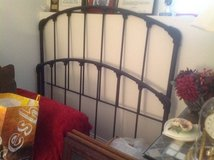 Full Size Wrought Iron Bed in St. Charles, Illinois