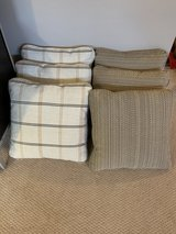 Couch pillows in Westmont, Illinois