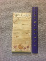 New in Package! Babysitter's Instructions Magnetic Notepad in Bolingbrook, Illinois